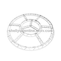 aluminum lighting truss ,bolt truss,circle truss,speaker truss,LED truss,layer truss,spigot truss