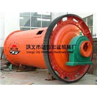 ball mill usage