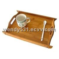 bamboo serving tray MJ-0067