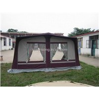 canvas Caravan porch Awning