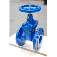 cast iron soft seal gate valve