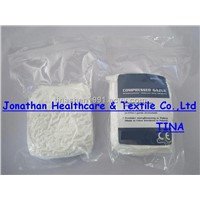 compressed gauze bandage FDA vacuum sealed