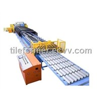 corrugated color steel roll forming machine, corrugated tile roll forming machine