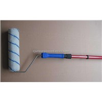 2m/3m long eco-friendly high quality iron extension handle for paint roller