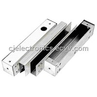 electronic Door Lock- CJ-SSH02/CJ-SSH03 Stainless steel bracket for frameless glass door