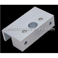 eletronic lock-CJ-DH02 Electronic Bolt Lock Holder for frameless glass door