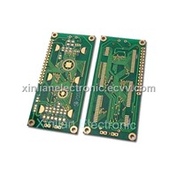 4layers ENIG PCBs for equipment main board