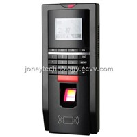 fingerprint time attendance and access control reader