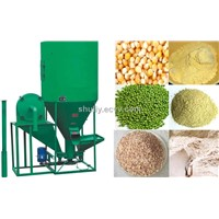 Fodder Crusher and Mixer