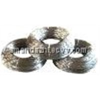 galvanized and hot dip steel wire
