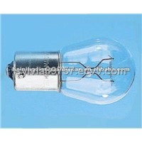 good futured S25 auto halogen headlight and turn light lamp