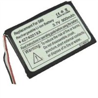 hi capacity Li-ion pda hi capacity battery 900mAh/3.7V pack For Acer S10, S50, S60
