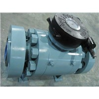 High Pressure Trunnion Forge Ball Valve / Pressure Valve