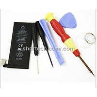 iPhone 4 battery with tools
