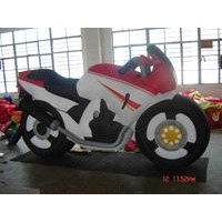 inflatable motor bike,inflatable advertising
