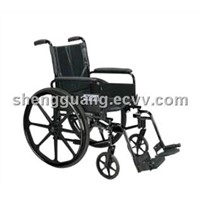 iron manual wheelchair