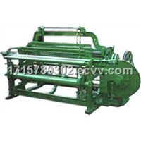 mine sieving mesh machine