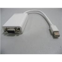 mini DP to VGA cable