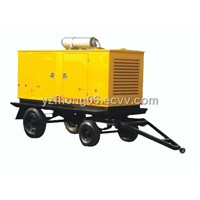 mobile power station,diesel generator set,generator set,generator