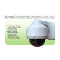 outdoor IR Full HD 1080P 2Megapixel IP Dome Camera