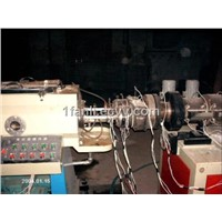 pipe extruding machine