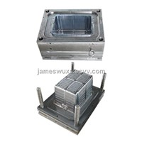 plastic injection mould plastic container