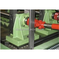 roll forming machine quick-change bedplate,tileformer cutter,rollformer quick-change bedplate