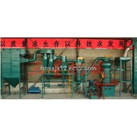 silicon carbide ultrafine grinding mill