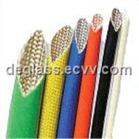 silicon rubber fiberglass sleeve