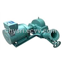 small hydraulic turbine generator
