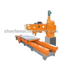 stone machine of large single-arm cutting machine with oil guide rails