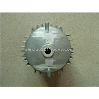 utility aluminum alloy motor housing