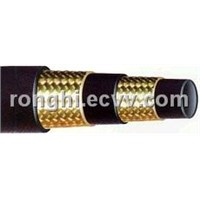 wire braid hydraulic hose oil hose