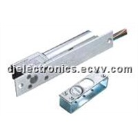 access control system-Five-wire electric bolt lock low temperature with signal output