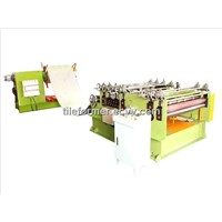 automatic shearing&slitting line