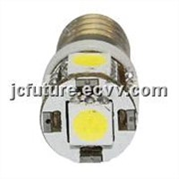 car led  indicator light E10 5SMD 5050 ,