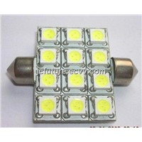 festoon dome light ,auto bulb manufacture