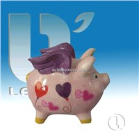 hotsale ceramic piggy bank, money box