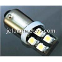 led car light  ba9s 8smd 1210