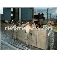 military barriers,military bastions