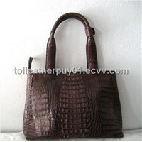 crocodile leather handbags,shoulder bags,purses