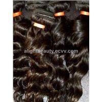 Brazilian, Indian, Peruvian and European Human Hair Extensions