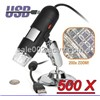 500X 2.0 MP 8-LED USB Digital Microscope  transmission electron microscope