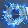 LED Christmas Light(10m/100blubs,both outdoor and indoor use,low heat,waterproof)