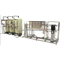 4T/H water filtration system, reverse osmosis system