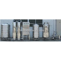 500L/H RO water system for Pharmaceutical use