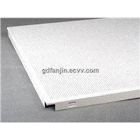 600*600mm aluminum acoustic ceiling tiles