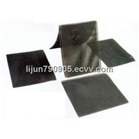 Abrasive sanding screen