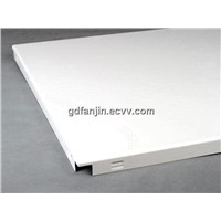 Aluminum ceiling /Clip in  square ceiling plate board