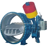 Butterfly Check valve-Turbine valve